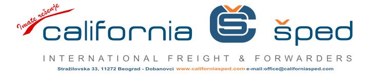 California sped